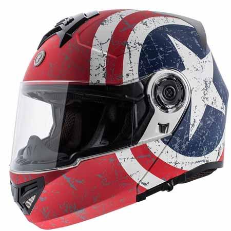 TORC T27 Avenger Full Face Modular Helmet