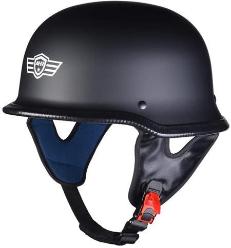 AHR Run-C Motorcycle Half Face Helmet